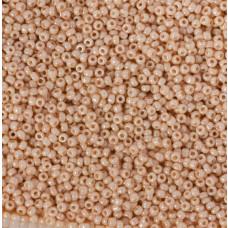 Koraliki NihBeads 12/0 Opaque Dyed Dark Apricot