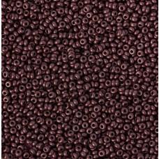 Koraliki NihBeads 12/0 Metallic Frosted Nutmeg