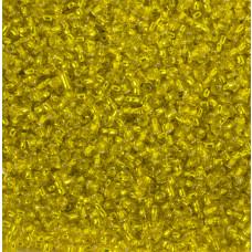 Koraliki NihBeads 12/0 Silver-Lined Lemon