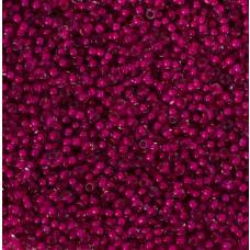 Koraliki NihBeads 12/0 Inside-Color Orchid/ Fucia Line