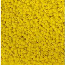 Koraliki NihBeads 12/0 Opaque Frosted Dandelion