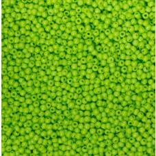 Koraliki NihBeads 12/0 Opaque Sour Apple