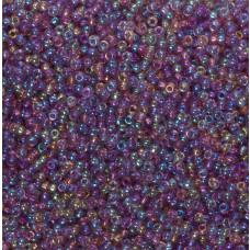 Koraliki NihBeads 12/0 Trans-Rainbow Sugar Plum