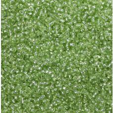 Koraliki NihBeads 12/0 Silver-Lined Sour Apple