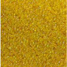 Koraliki NihBeads 12/0 Trans-Rainbow Lemon