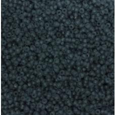 Koraliki NihBeads 12/0 Transparent Frosted Gray