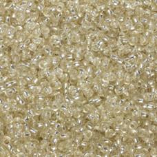 Koraliki NihBeads 12/0 Silver-Lined Pale Jonquil