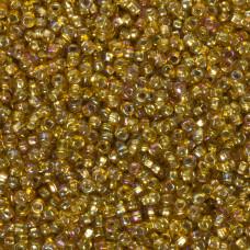 Koraliki NihBeads 12/0 Silver-Lined SH Trans-Rainbow Topaz