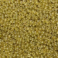 Koraliki NihBeads 12/0 Metallic Gold