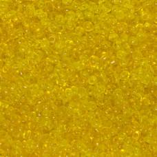 Koraliki NihBeads 12/0 Transparent Lemon