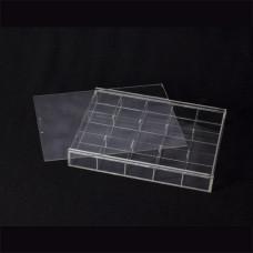 Pudełko do ekspozycji pleksi 3x5