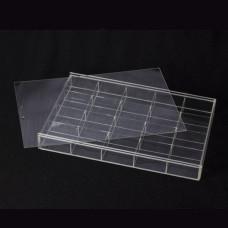 Pudełko do ekspozycji pleksi 4x5