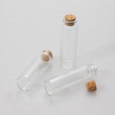 Probówka szklana 8x2,2cm