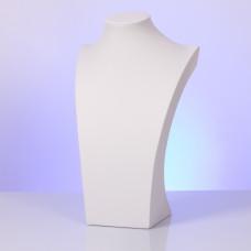 Ekspozytor na naszyjnik biały 35x21cm