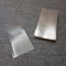 Woreczki wysokoprzeźroczyste bez kleju 6x12,5cm