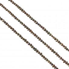 Perła hodowlana brązowa 4-5mm