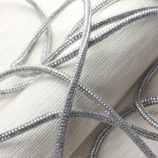 Rzemień stardust silver 6mm