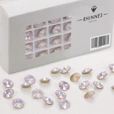 Rhinnes rivoli crystal rose 10mm
