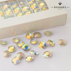 Kryształy Rhinnes diamond cut crystal AB 12mm