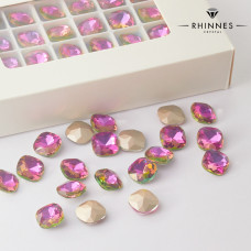 Kryształy Rhinnes diamond cut vitrail light 12mm