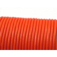 Rzemień pomarańczowy 3mm