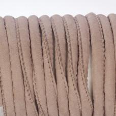 Rzemień szyty piaskowy 6mm