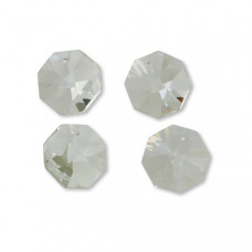Preciosa octagon 18mm crystal