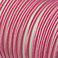 Sznurek do sutaszu 3mm różowy