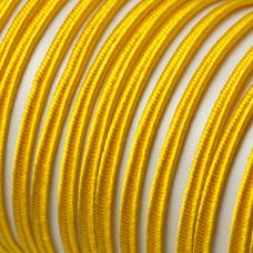 Sznurek do sutaszu 3mm słoneczny