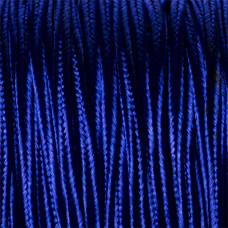 Sznurek do sutaszu niebieski 3mm