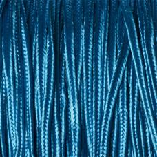 Sznurek do sutaszu błękitny 3mm