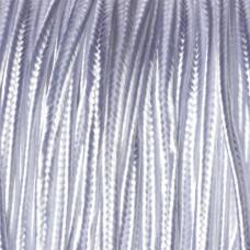 Sznurek do sutaszu śnieżna biel 3mm