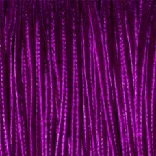 Sznurek do sutaszu fiolet biskupi 3mm