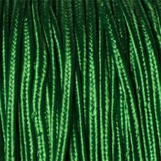 Sznurek do sutaszu zielony 3mm