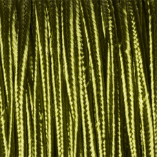 Sznurek do sutaszu oliwkowy 3mm