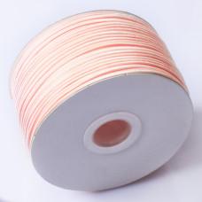 Sznurek do sutaszu chiński peach 3mm