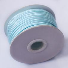 Sznurek do sutaszu chiński lt. turquoise 3mm