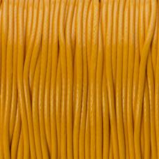 Sznurek powlekany pomarańczowy 1,5mm