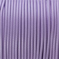Sznurek powlekany fioletowy 2mm