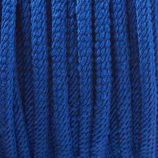Sznurek skręcany niebieski 3mm
