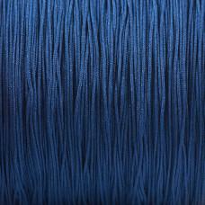 Sznurek do makramy niebieski 0,5mm