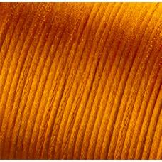 Sznurek gorsetowy pomarańczowy 1mm