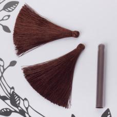 Chwost z wiskozy czekoladowy 6,5cm