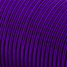 Sznurek do sutaszu acetatowy 3mm soczysty fiolet SZPULA