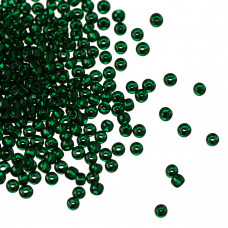 Koraliki TOHO Round 11/0 Transparent Green Emerald
