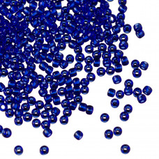 Koraliki TOHO Round 11/0 Transparent Cobalt