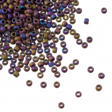 Koraliki TOHO Round 11/0 Matte-Color Iris Purple