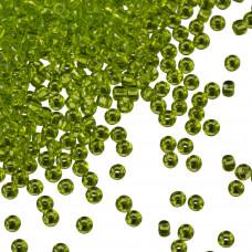 Koraliki TOHO Round 11/0 Transparent Lime Green