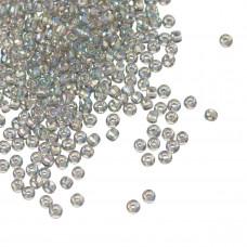 Koraliki TOHO Round 11/0 Trans-Rainbow Black Diamond
