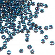 Koraliki TOHO Round 8/0 Inside-Color Blue Raspberry